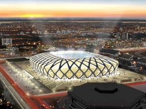 Vivaldão - Estádio em Manaus